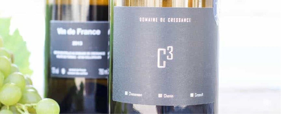 Claude Jeandrot - Domaine de Cressance - Cévennes