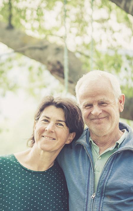 Blandine Chauchat & Pierre Jequier
