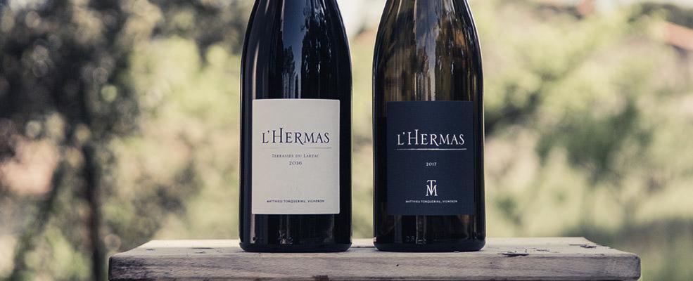 Hermas - Terrasses Larzac - invincibles