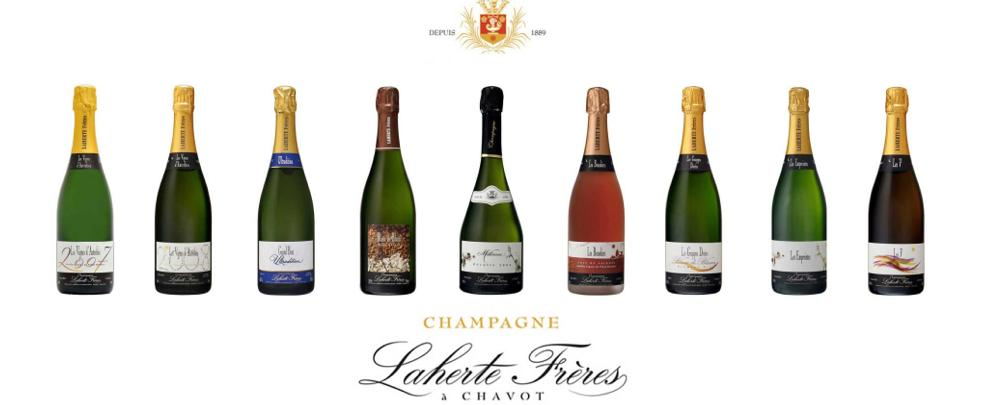 champagne - laherte - invincibles - chavot