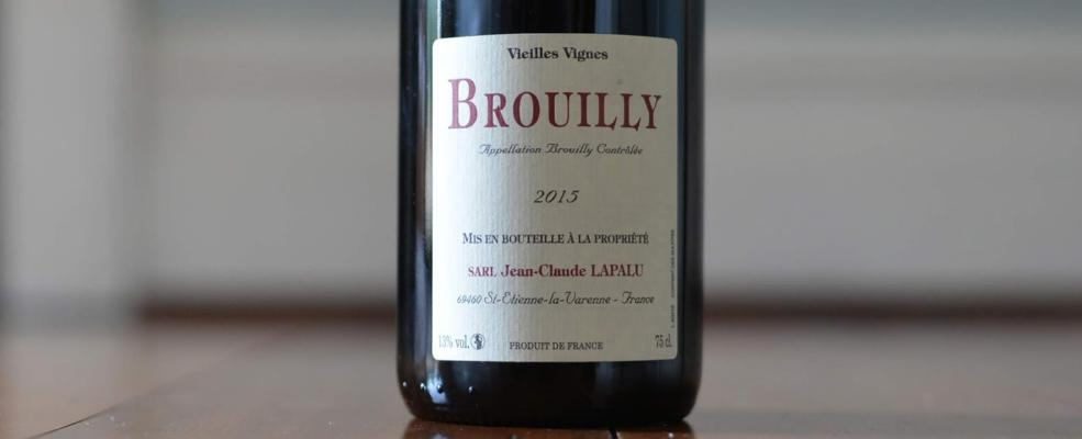 Lapalu - Invincibles - Brouilly - Beaujolais