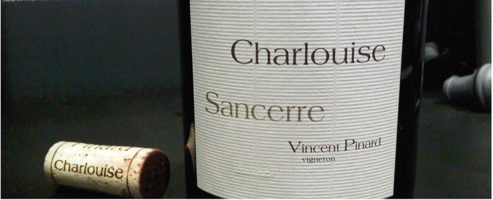 Vincent Pinard - Invincibles - Sancerre - Bue - Sauvignon - Pinot Noir - Charlelouise