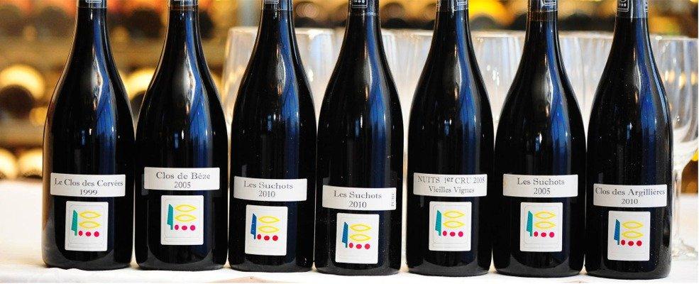 Prieure Roch - Bourgogne - les inVINcibles