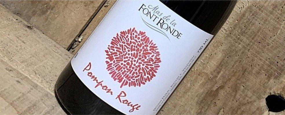 Mas de la Font Ronde - Pompon rouge - Villevieille - Aramon - Alicante