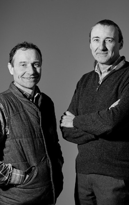 David et Nicolas Rossignol